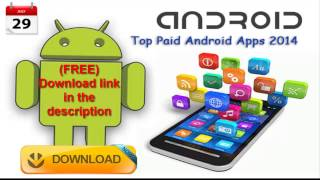 Top paid android application free download server