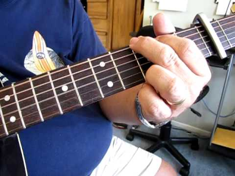 Over The Rainbow Chords Acoustic Guitar Lesson Youtube