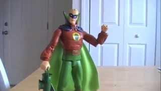 Alan Scott Green Lantern Review DC Direct 2000