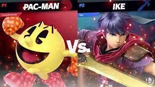 Mixup Mania #1 - FoxyGrampa (Pacman) vs. Yez (Ike) - Grand Finals