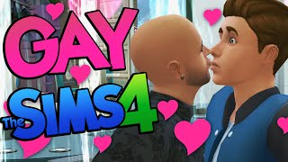 Sims 4 - BABY SLUT IS GAY? (Sims 4 Funny Moments) #11