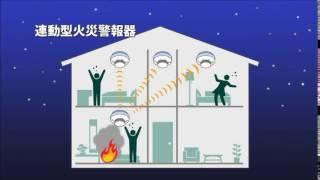 連動型火災警報器 thumbnail