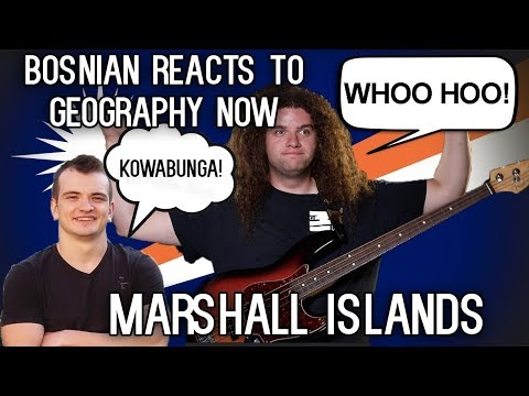 Bosnian reacts to Geography Now - MARSHALL ISLANDS thumbnail