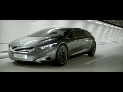 Peugeot - Konzept