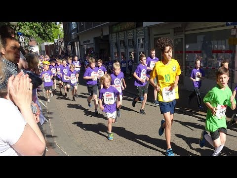 Citylauf 2018 in Bocholt