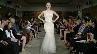 anne barge bridal 2015 collection fashion runway show video