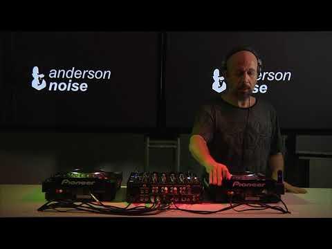 Anderson Noise DJ Set  DJ Ban EMC