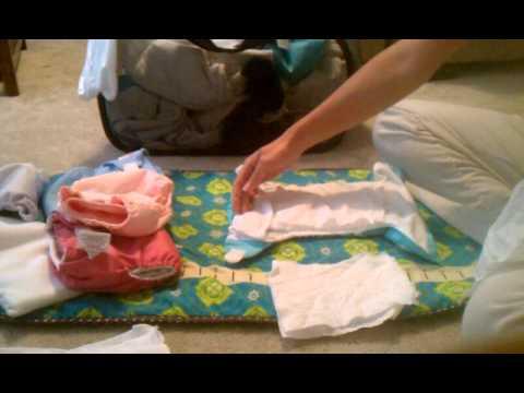 DIY diaper liners: comparison