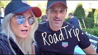 Patrick Dempsey & I go on a Road Trip!