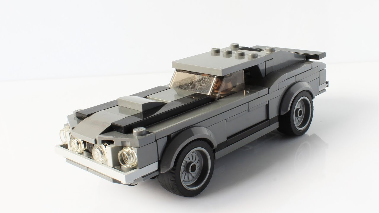 lego ford mustang boss mach1 from john wick moc youtube. Black Bedroom Furniture Sets. Home Design Ideas