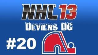 """Quebec NHL 13 Commentary - Deviens DG """"Nordiques"""" Ep.20 - Grigo, Danault ou Drouin?"""