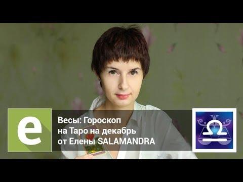 Весы — Гороскоп на Таро на декабрь 2018 года от эксперта LiveExpert.ru Елена Salamandra
