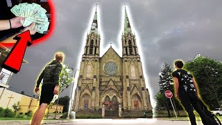 We Found $1000 Cash in Abandoned Cathedral...