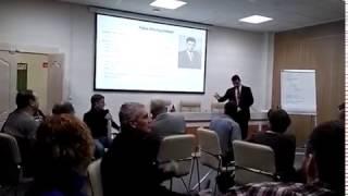 Фрагмент Бесплатного откытого урока по ТРИЗ в Челябинске