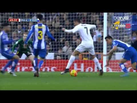 Real Madrid vs Espanyol 6-0 all goals + highlights