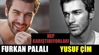 En Çok Karıştırılan 20 Türk Ünlü ( Yusuf Çim - Furkan Palalı )