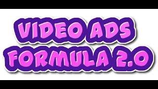 Video Ads Formula 2 0 Review | Video Ads Formula 2 0 Demo Discount And Huge Bonus