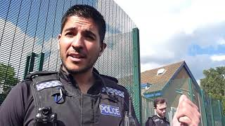 bulwell police audit fail (snowflake alert)