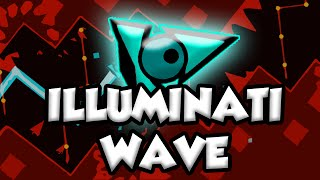 "CÓMO CONSEGUIR EL ""WAVE ILLUMINATI"" (Doomed us all!) en Geometry Dash 2.0 