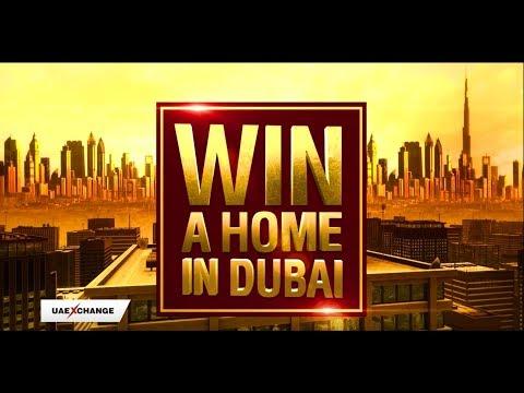 Win a Home in Dubai!