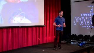 One deep breath   Ben Ahrens   TEDxBushwick
