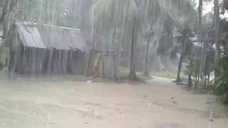 Bangladesh Amazing Village rain.  Just Awesome