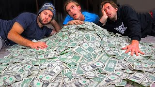Last to Take Hand Off Pile of Money Keeps IT! *$6,000*