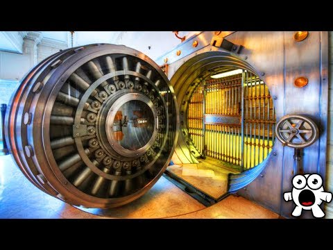 Top 10 Most Heavily Guarded Places on Earth