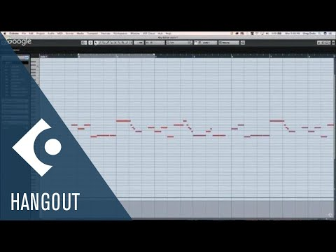 Range Editing of MIDI in the In Place Editor | Club Cubase with Greg Ondo
