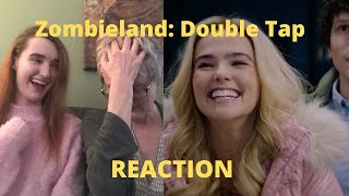 You Need Brains To Get Eaten By A Zombie! Zombieland: Double Tap REACTION!!