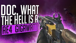 A GIGA...WATT?! Elite AE4 Gameplay (Advanced Warfare)