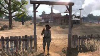A Fist Full of Dollars - Get 3 Coffins Ready - Red Dead Redemption Style