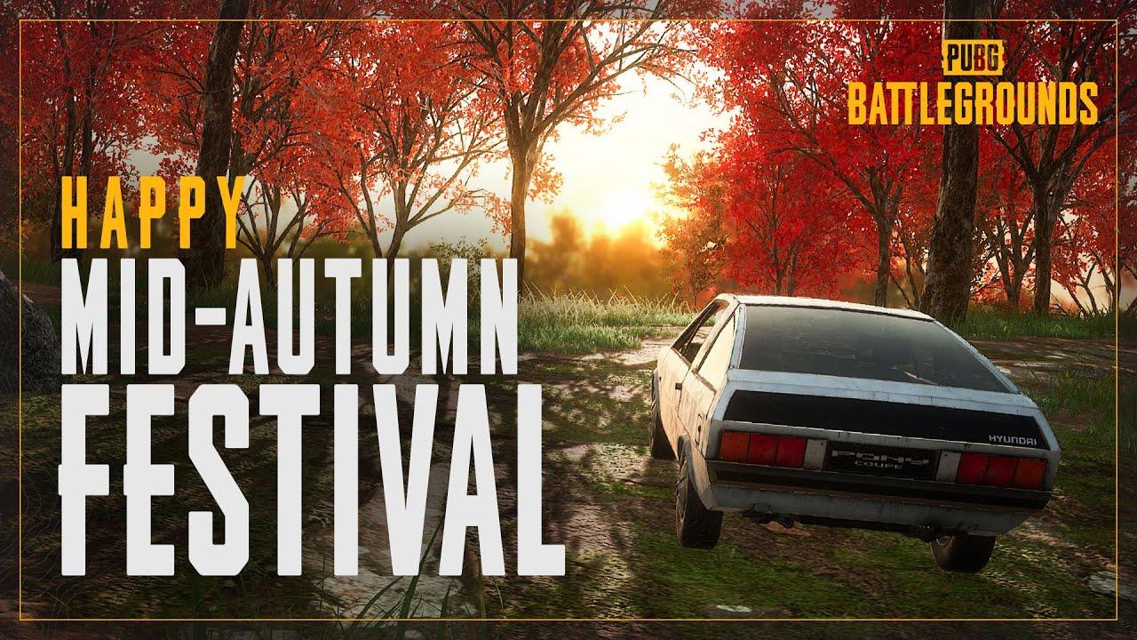 Mid-Autumn Festival Celebration | PUBG