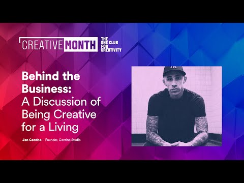 Behind The Business: A Discussion of Being Creative for a Living