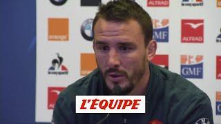 Picamoles «Tout faire pour gagner» - Rugby - Tournoi - Bleus