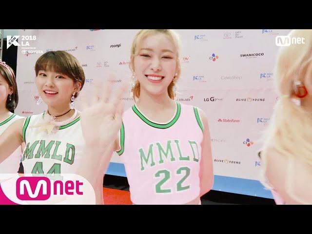 [KCON 2018 LA] HI-TOUCH with #MOMOLAND