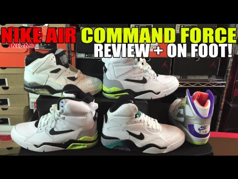 254718a98b6 Nike Air Command Force