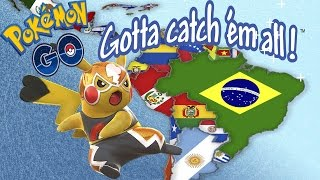 Pokemon Go en LATINOAMERICA!! Guia para NO Cometer ERRORES | [WithZack]