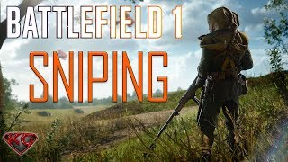 BATTLEFIELD 1 PC SNIPING GAMEPLAY-60FPS 1080P/HD 1080P HD