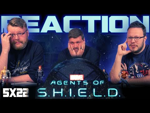 Agents of Shield 5x22 FINALE REACTION!!