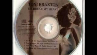 Toni Braxton You're Makin Me High (Norfside Remix)