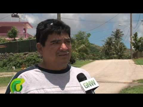 Agana Mayor Reminds Guam About Road Safety During the Rainy Season
