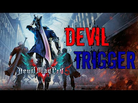 All Devil May Cry | Devil Trigger (OST) Casey Edwards Feat. Ali Edwards. Devil May Cry Saga.