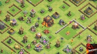 ATTACKING A RUSHER! | Clash of Clans Attacking 1#