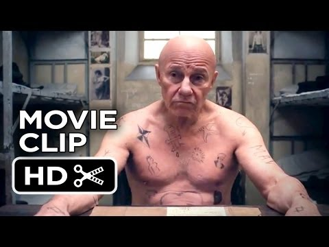 The Grand Budapest Hotel Movie CLIP - Good Morning Pinky (2014) - Harvey Keitel Movie HD