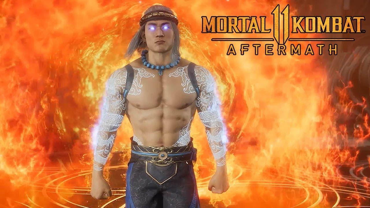 Mortal Kombat 11 Aftermath Launch Trailer 1080p Youtube