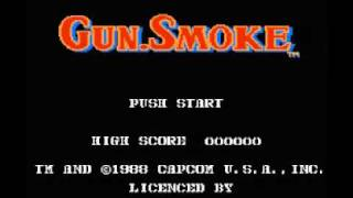Gun.Smoke (NES) Music - Fort Wingate