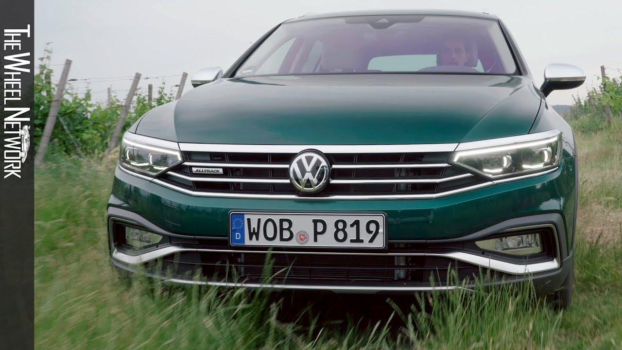 2020 Volkswagen Passat Alltrack | Bottle Green Metallic ...