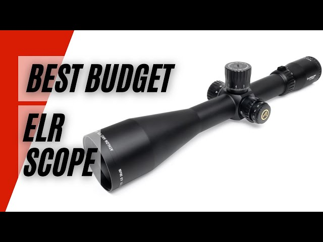 Best Budget Scope for PRS and ELR the Athlon Ares ETR