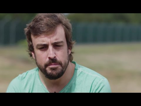 Fernando Alonso talks engines, McLaren and F1 safety